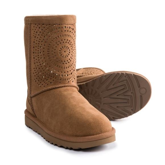 258898140196a UGG Australia Sunshine Boots 8M or 9M New!